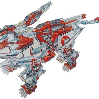 Victory Liger's concept art