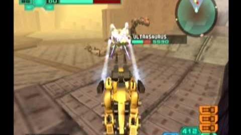 Zoids Battle Legends - Empire Mission 16 + Ending