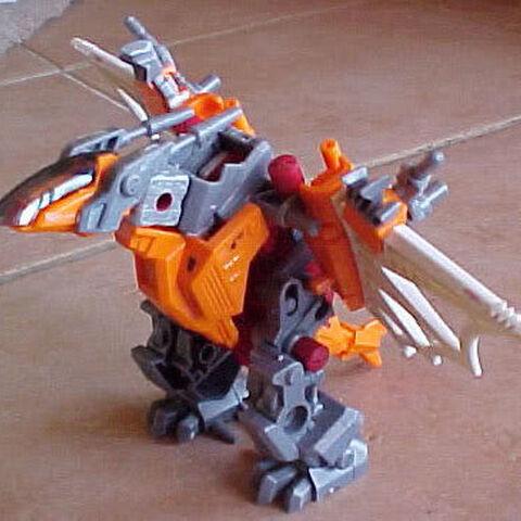 Pteranadon Mode
