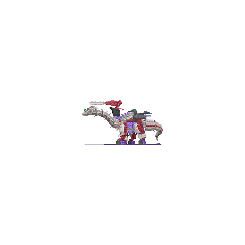 Berserker Seismosaurus