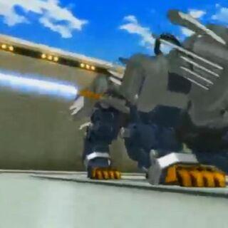 Grey Blade Liger
