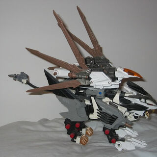 NJR Liger Zero Falcon (Flight Mode)
