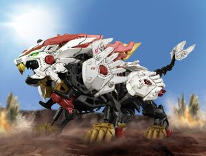 ZW25-Beast Liger 7