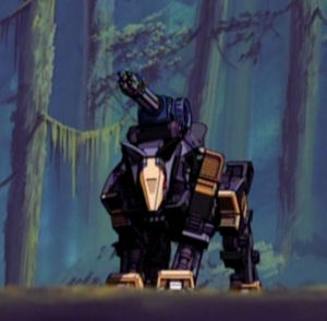 Image result for zoids the shadow fox