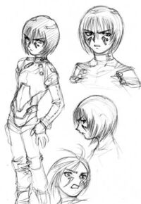 Concept Manga Raven