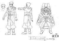 Concept Anime Thomas