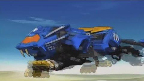 Tema de apertura Zoids 2da versión