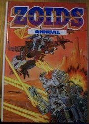 Zoids Annual 1987 - 0862274117