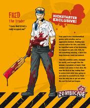 Fred Kickstarter Image