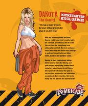 Dakota Kickstarter Image