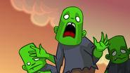 Zombie Horde Steam Art