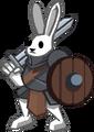 Boss Bunny Warrior