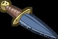 Skull Dagger impostor