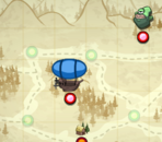 Frantic Frigate Location In Amero Kingdom