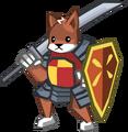 Boss CatWarrior