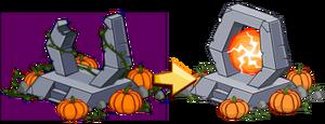 Halloween Portal Evolution