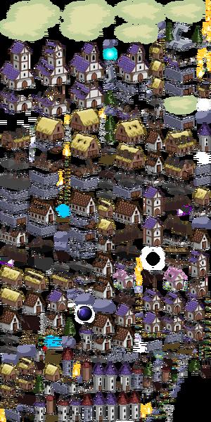 Village houses World 1