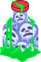 Rotten Necroware Jug