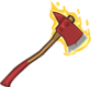 Fire Axe of Fire