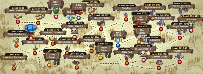 Easter17 Map