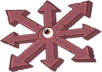 Chaos crest