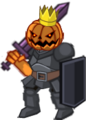 Halloween Pumpkin Warrior3