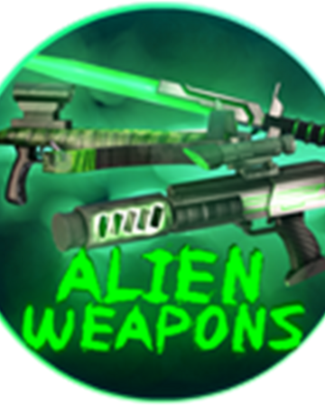 Alien Weapon Pack Zombie Attack Roblox Wiki Fandom