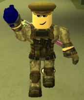 Ingame Stun Grenade