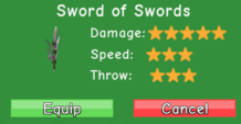 Sword of Swords Stats