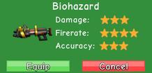 Biohazard Stat