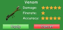 Venom Stats