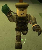 Ingame Grenade