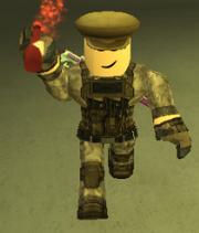 Ingame Molotov