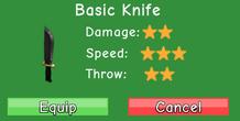 BasicKnifeStats