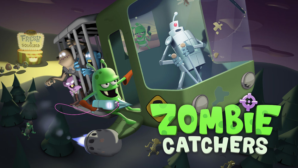 Zombies Zombie Catchers Wiki Fandom Powered By Wikia