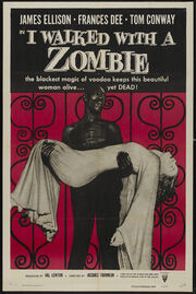 I walked with zombie poster 02
