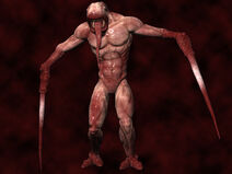 The bloody eyeless by mostevilmilo 0