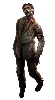 Zombie PNG51