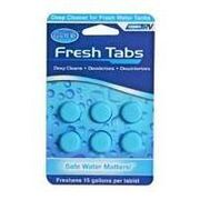 Water purification tablets 1