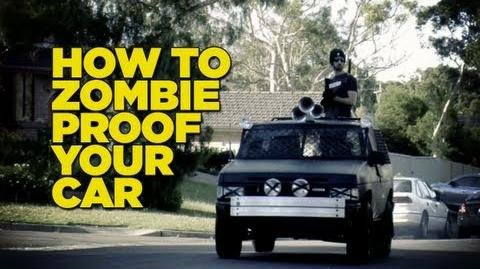 How To Zombie Proof Your Car 0