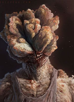 Cordyceps-Infected-Human-Female