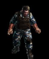 Солдат-зомби DI