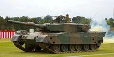 Japanese Type 90 Tank - 2