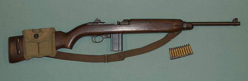 M1 Carbine | Zombiepedia | FANDOM powered by Wikia