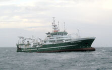 RV Celtic Explorer, Galway Bay, Ireland