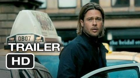 World War Z Official Trailer 1 (2013) - Brad Pitt Movie HD