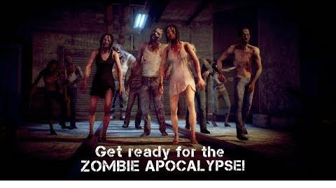 Zombie Grenades Practice - HTC Vive VR Game 2018 (Teaser Trailer)