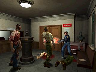 Resident Evil 2 Zombiepedia Fandom