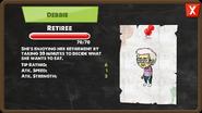 Retiree(f)