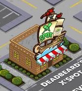 Deadbeard's X'Spot